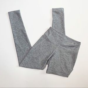 Outdoor Voices | Gray Warm Up Leggings | XS